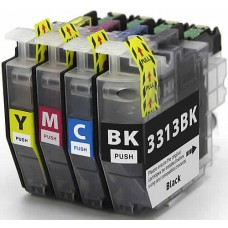 Brother LC 3313 Compatible Value Pack