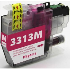 Brother LC 3311M Magenta Compatible Ink Cartridge