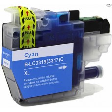 Brother LC 3319XL Cyan Compatible Ink Cartridge