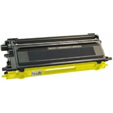 Brother TN 155Y Yellow Compatible Toner Cartridge