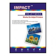 Inkjet Glossy 1 Per Page Labels A4 (20 Sheets)