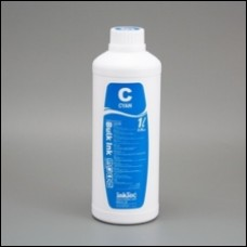 InkTec Brother LC02/ 04/ 21/ 25/ 37/ 38/ 39/ 47/ 57/ 67/ 73/ 77/ 700/ 800 Cyan Dye Ink (Litre)